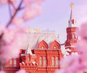 red, russia, and rusia image