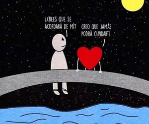 amor, frases, and mar image