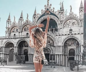 adventure, vacation, and architecture image