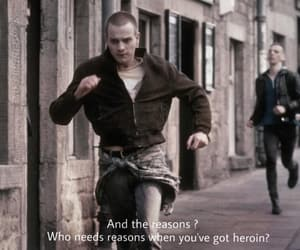 drugs, movies, and trainspotting image