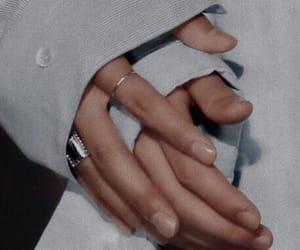 hands, vkook, and v image