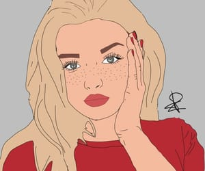 draw, girl, and now united image