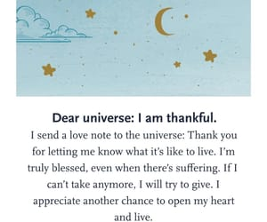 grateful, happy, and words image