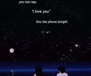 anime, iphone, and Lyrics image