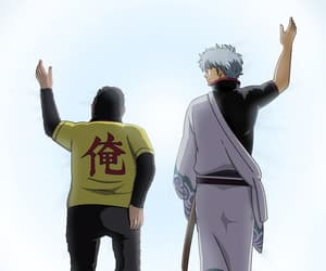 end, gintama, and final chapter image
