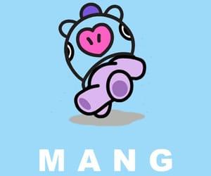 bts, mang, and bt21 image