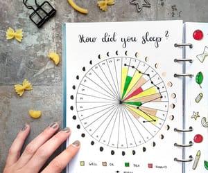 sleep, sleep tracker, and bujo image