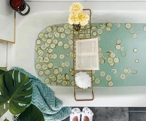bath, bathtub, and anajohnson image