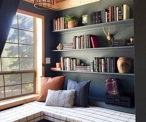 book, home, and home decor image