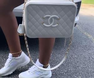 chanel, fashion, and chanel bag image