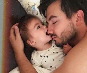 children, father, and اطفال طفل طفلة image
