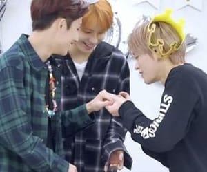 winwin, jungwoo, and kim jungwoo image