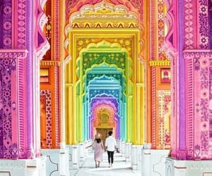 colorful, colors, and travel image