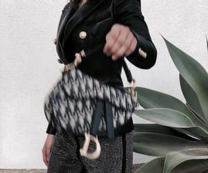bags, outfit, and clothes image