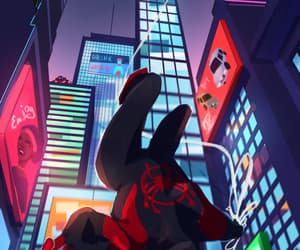 spiderman and miles morales image