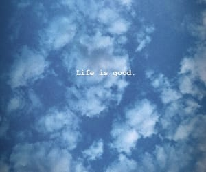 cloud, good, and life image