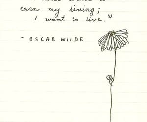 quotes, oscar wilde, and life image