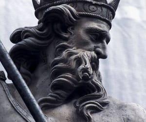 poseidon, god, and greek image