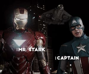 assemble, captain america, and gif image