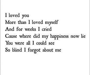 heartache, heartbroken, and poem image