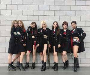 girlgroup, kpop, and clc image