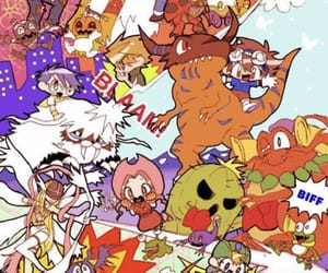 digimon and digimon adventure image