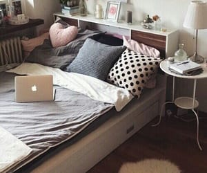 room, girly, and apple image