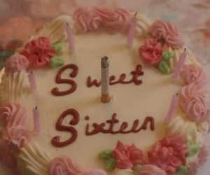aesthetic, music, and sweet sixteen image