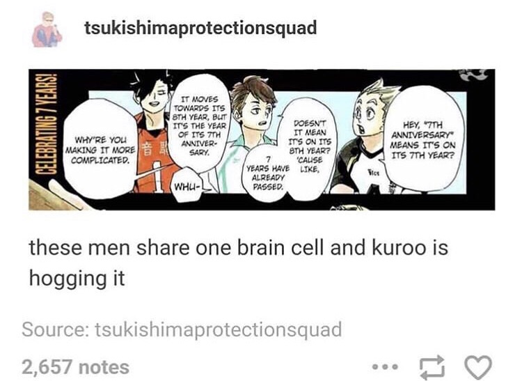 Image About Funny In Haikyuu By Me Myself And I