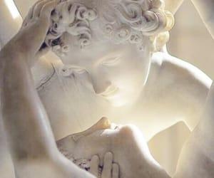 angel, cherub, and core image