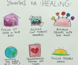 healing, hope, and dépression image