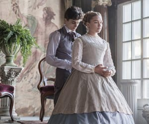little women and timothee chalamet image