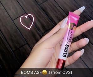 lip gloss and self care image