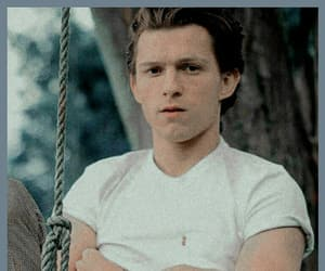 wallpaper and tom holland image