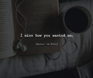 book, heartbroken, and coffee image