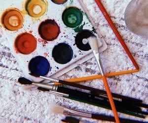 Brushes, colorful, and hujicamera image