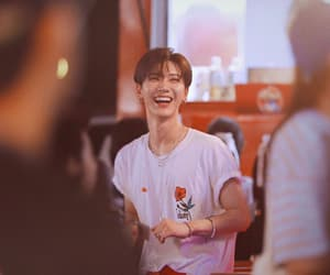 lovely, ten, and smile image