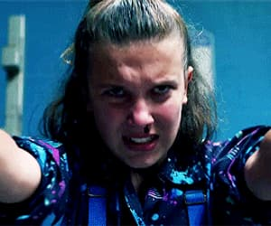aesthetic, eleven, and gif image