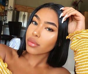 glow, makeup, and wig image