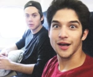 tylerposey and dylanobrien image