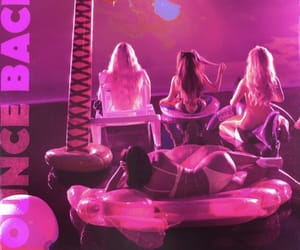 pink, bounce back, and little mix image