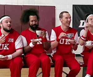 actor, dodge ball, and friends image