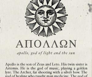 apollo and mythology image