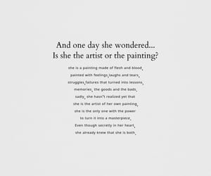 quotes, art, and inspiration image