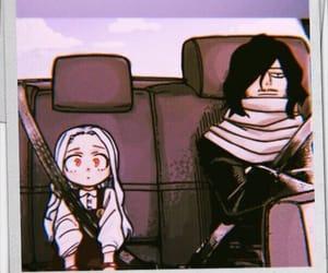 child, manga girl, and manga boy image