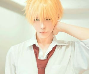 cosplayer, usui takumi, and hakken image