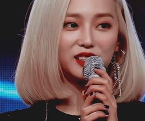!!!!!, kpop, and yeeun image