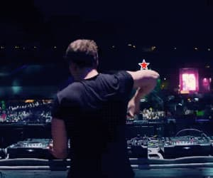festival, gif, and rave image