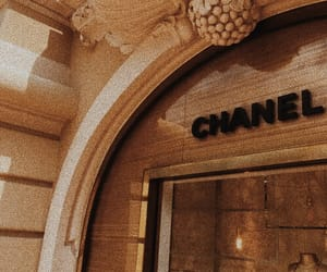 chanel, beige, and aesthetic image