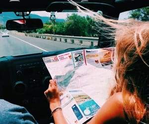 car, explore, and map image